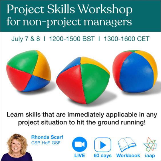 Project Skills Workshop